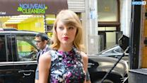 Taylor Swift Steps Out For The Most Perfect Celebrity Photo Ever Taken