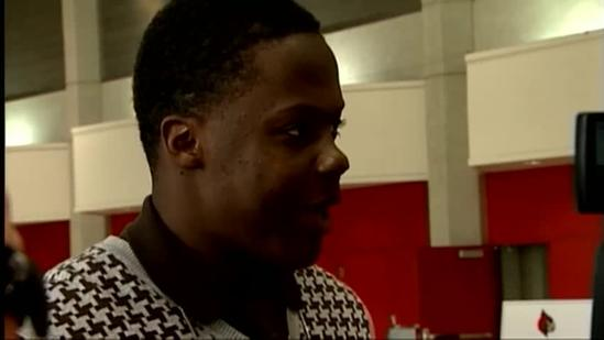 Teddy Bridgewater talks about upcoming football season