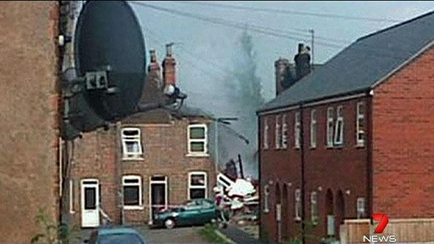 One dead in UK gas blast
