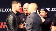 If Georges St-Pierre Delays, Michael Bisping Says Yoel Romero Gets Title Shot First