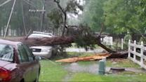 Severe Storms Smash Louisiana and Kansas
