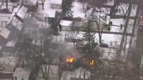 Royal Oak house explosion kills 58-year-old man