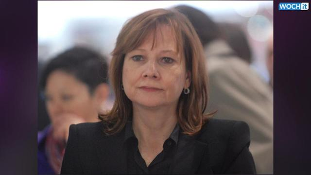 GM CEO Barra's 2014 Compensation To Total Up To $4.4 Million