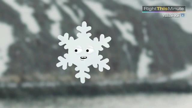 Rapping Snowflake Vents About Climate Change With Ted Ligety
