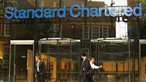 Standard Chartered tanks after US allegations