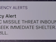"Hawaii Ballistic Missile False Alarm: ""Someone Pressed the Wrong Button"""