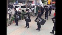 Dozens die in China market attack