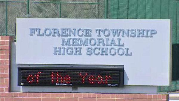 NJ high school baseball team faces hazing probe