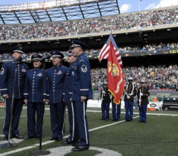 Does the United States or other countries compel National Anthem etiquette?