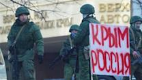 Russia executes de facto takeover of Ukraine's Crimea region