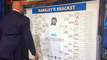 Historic number of brackets crushed early