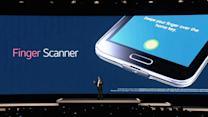 Galaxy S5's new features: Power-saving mode, fingerprint reader, water resistance