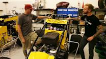 Is This The Ultimate DIY Sprint Car Shop? Garage Tours With Chris Forsberg