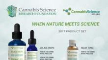 Cannabis Science Announces Products Hitting Shelves in Legal Dispensaries in the State of California