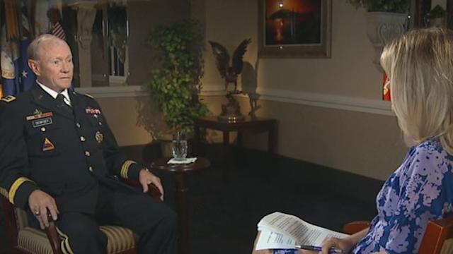 Joint Chiefs Chairman Gen. Martin Dempsey on 'This Week'