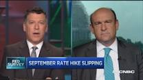 Fed Survey: September rate hike slipping