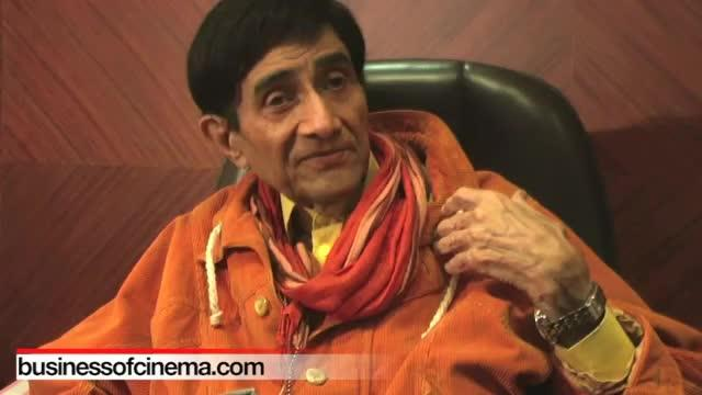 Dev Anand: The Unreleased Interview