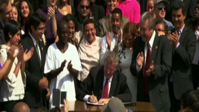 Law Signed to Create NYC Municipal ID Cards