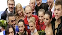 Russia Wins First Gold at Sochi Olympics