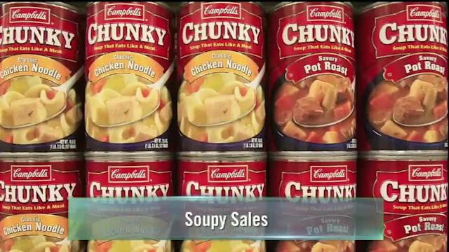 Campbell Soup Reports; Guess Climbs 18% on Earnings; Krispy Kreme on Deck