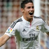 James Rodriguez clinging on to Real Madrid spot