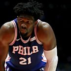 Fans flood Rihanna's Instagram after Joel Embiid's All-Star nod; Embiid says he's moved on