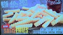 Burger King Markets New Fries as Healthier