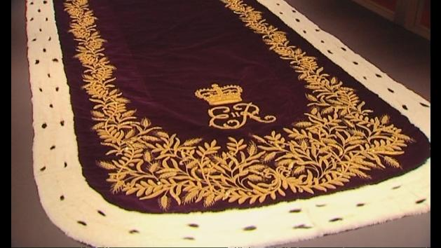 Buckingham Palace exhibition celebrates Coronation