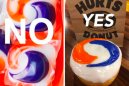 It was only a matter of time: The Tide Pod doughnut is born