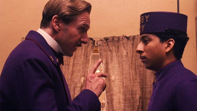 The grand Budapest hotel : extrait exclusif !