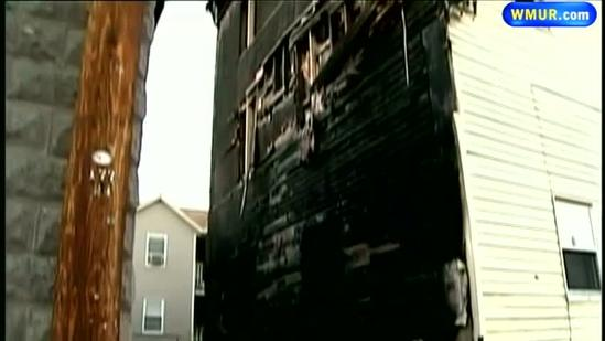 Arson guts building owned by Nashua Soup Kitchen and Shelter