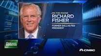 Markets overreacted to China: Richard Fisher