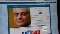 Website Analyzes How Old You Look