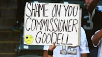 More Crisis for the NFL; Now Child Abuse Charges