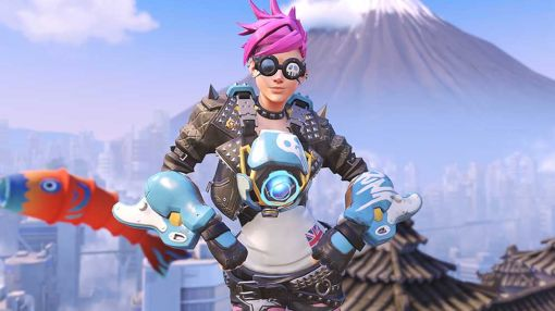 Activision's 'Overwatch' Leads Soft Month For Video Game Sales