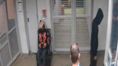 Raw Justin Bieber Jail Video Shows Unsteady Walk