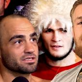 Khabib Nurmagomedov 'Got Used' to Make Conor McGregor vs. Eddie Alvarez