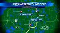 Grandmother: Body found in burning home may be kidnapped teen