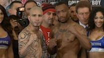 News Update: Cotto vs. Trout Weigh-In