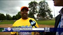 '83 Jackie Robinson West Team Visits This Year's World Series