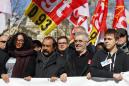 La manifestation CGT/FO réunit 350.000 personnes selon la CGT, 131.000 selon Castaner
