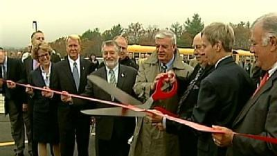 Airport Access Road Dedicated