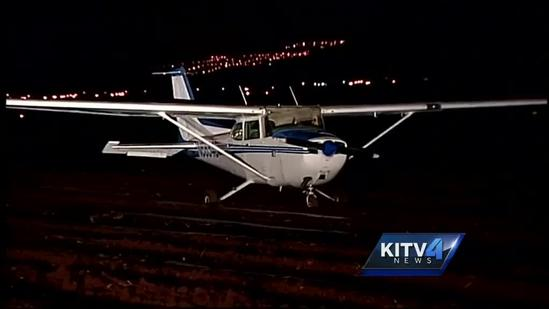 Student pilot makes emergency landing in Waipio field