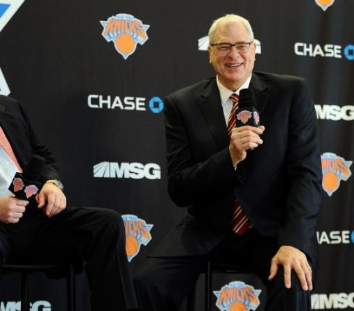 Phil Jackson names his biggest mistake so far as Knicks president