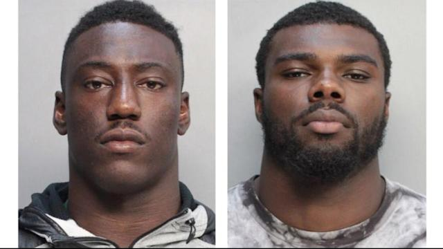 Miami Football Players Charged With Sexual Battery