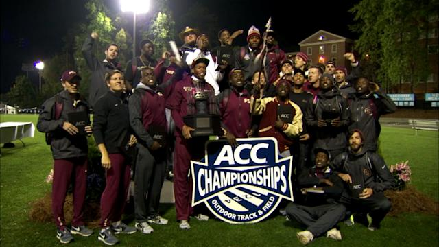 Florida State Wins Men's Outdoor Track And Field Championship