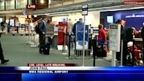 Local airport prepares for busiest travel day