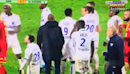 Deux joueurs de l'AJ Auxerre se battent entre eux sur le terrain (vidéo)