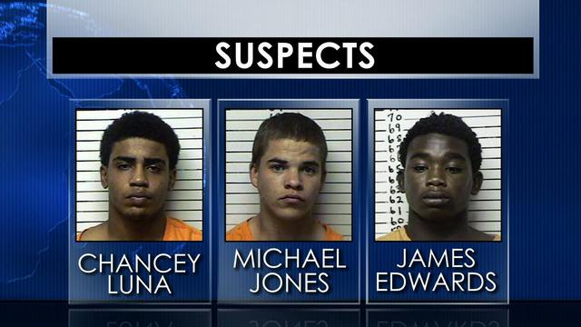 3 Okla. teens allegedly killed baseball player out of boredom