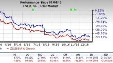 First Solar (FSLR): Are Better Times Ahead for the Stock?